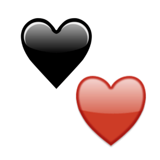 Hearts Emoji
